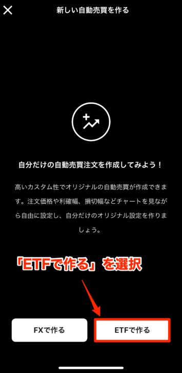 ETFで作る